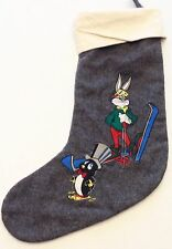 Looney Tunes Christmas Stocking Bugs Bunny