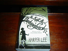 To Kill a Mockingbird by Harper Lee (1988) Softcover Clean, Unmarked Pages