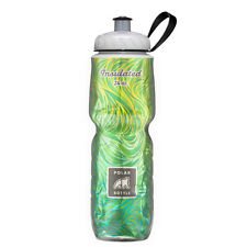 Polar Bottle Sport Insulated 24 oz Water Bottle - Lemon Grass
