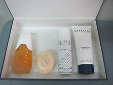 CREATION GIFT SET BY TED LAPIDUS: EDT+LOTION+SOAP+DEODORANT SPRAY - SEE DESCRIP.
