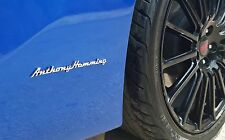 Custom made name/script on your car /Personalise/Emblem /Logo /Badge/Accessories
