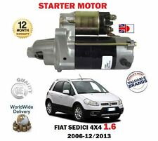 FOR FIAT SEDICI 1.6 YB21S M16A 4X4 2006-- NEW STARTER MOTOR