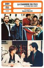 FICHE CINEMA : LA CHAMBRE DU FILS - Nanni Moretti 2001 The Son's Room