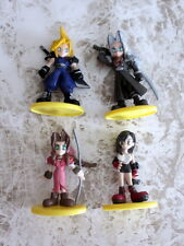 Final Fantasy VII Prize Limited Coca Cola Figure x4 Cloud Aerith Sephiroth Tifa