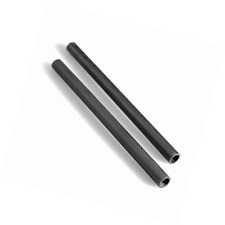SMALLRIG 15mm Camera/DSLR Carbon Fiber Rod-22.5cm / 9 inches long (2pcs) 1690