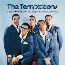 Temptations - 50th Anniversary: Singles Collection 1961-71 [CD New]