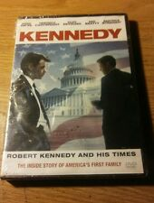Kennedy - Robert Kennedy and His Times (DVD, 2011) Brad Davis, Ned Beatty, NEW