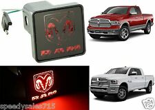 Bully CR-007D Hitch LED Brake Light Cover Dodge Ram Head Logo New Free Shipping