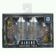 Neca stranieri creatura Pack-stasi camere con LED, chestbursters facehuggers