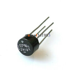 10PCS 2W10 2A Bridge Diode Rectifier NEW