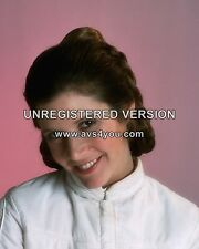 """Carrie Fisher 10"""" x 8"""" Photograph no 21"""