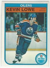 1982-83 OPC HOCKEY #113 KEVIN LOWE 2ND YEAR - EXCELLENT+