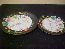 Ancienne Manufacture Royale Limoges Decorative Plates (2)