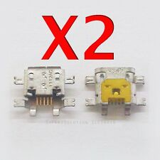 2 X HP TouchPad HSTNH-129C USB Charger Charging Port  Dock Connector Socket USA
