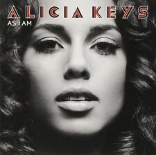 ALICIA KEYS - AS I AM: CD ALBUM (2007)