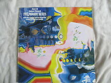 THE MOODY BLUES DAYS OF FUTURE PASSED - EXC VINYL LP