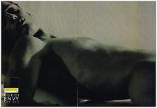 Publicité Advertising 1998 (2 pages) * Parfum Gucci Envy