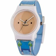 Children's Official Adventure Time Finn Character Face Quartz Analogue Watch