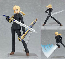 New figma 126 Fate Stay Night Saber Zero Figure Figurine 14cm