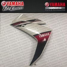 NEW 2016 YAMAHA YZF R3 YZFR3 LH LEFT SIDE MIDDLE COWLING RED 1WD-XF83L-90-P2