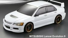 1:10  Lexan Body / Karosserie Mitsubishi Lancer Evo 9 (transparent )