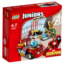LEGO Juniors - Marvel - Iron Man vs. Loki - 10721 - 66 Pieces