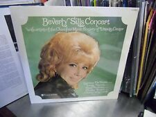 Beverly Sill Concert [Flute Cello] LP 1972 ABC Westminster Records Sealed