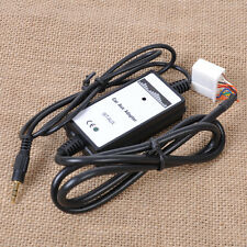 Audio 3.5mm AUX Input For Honda Accord Civic Odyssey Car CD Interface Adapter