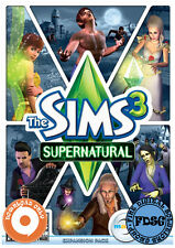 The Sims 3 Supernatural (Mac&PC, 2012) Origin Download Region Free