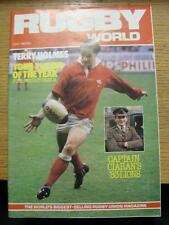 01/05/1983 Rugby World Magazine: May Edition - Complete Issue of the monthly mag