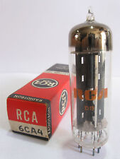 One 1970 RCA 6CA4 (EZ81) tube - New Old Stock / New In Box (DB)