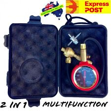 Multifunction 2 in 1 Tyre Gauge & Rapid Air Deflator Professional 4WD FASTPOST