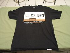 DIAMOND SUPPLY CO MUSEUM T SHIRT SIZE L LOS ANGELES NEW YORK LONDON SF