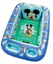 Mickey Mouse - Kids Baby Inflatable Safety Bathtub Bath  Home Travel Camping Fun