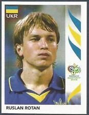 PANINI FIFA WORLD CUP-GERMANY 2006- #560-UKRAINE-RUSLAN ROTAN
