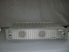 Grass Valley 8900 series frame w/2 power supplies