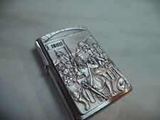 ZIPPO ACCENDINO LIGHTER SERIE PIRATES MODELLO 4 NEW