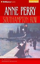 Charlotte and Thomas Pitt: Southampton Row 22 by Anne Perry (2016, CD,...