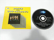 THE SHADOWS DANCE WITH THE SHADOWS CD 1964-1999 EMI EU EDITION