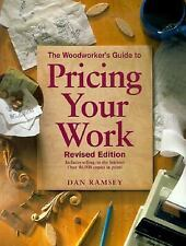 The Woodworker's Guide to Pricing Your Work