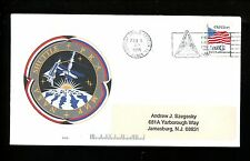 Space Shuttle Cover STS- MIR US Russia Space Partnership 2/3/1995