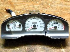 1996 99 JDM TOYOTA STARLET GLANZA EP91 2MODE TURBO AT SPEEDOMETER RARE ITEM OEM