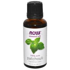 Patchouli (100% Pure), 1 oz - NOW Foods Essential Oils
