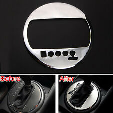 Interior Front Gear Shift Panel Decorate Cover Trim For Sportage R 2011-2015