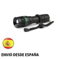 LINTERNA LED CREE POWER STYLE 800 Lm ULTRAFIRE TACTICA POLICIA BATERIA INCLUIDA