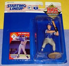 1995 BOB HAMELIN  Kansas City Royals Rookie - low s/h - sole Starting Lineup