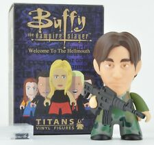 Buffy The Vampire Slayer Titans Welcome to Hellmouth Mini-Figure - Xander (1/40)