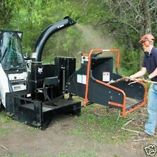 BOBCAT Chipper, Snow Blade & Snow Blowers Parts & Operation Manual CD