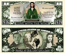 GONE WITH THE WIND Novelty Dollar  Protector  Free shipping