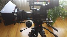 Panasonic AG-AF100A Camcorder - (Micro Four Thirds) with cinema lenses,and more